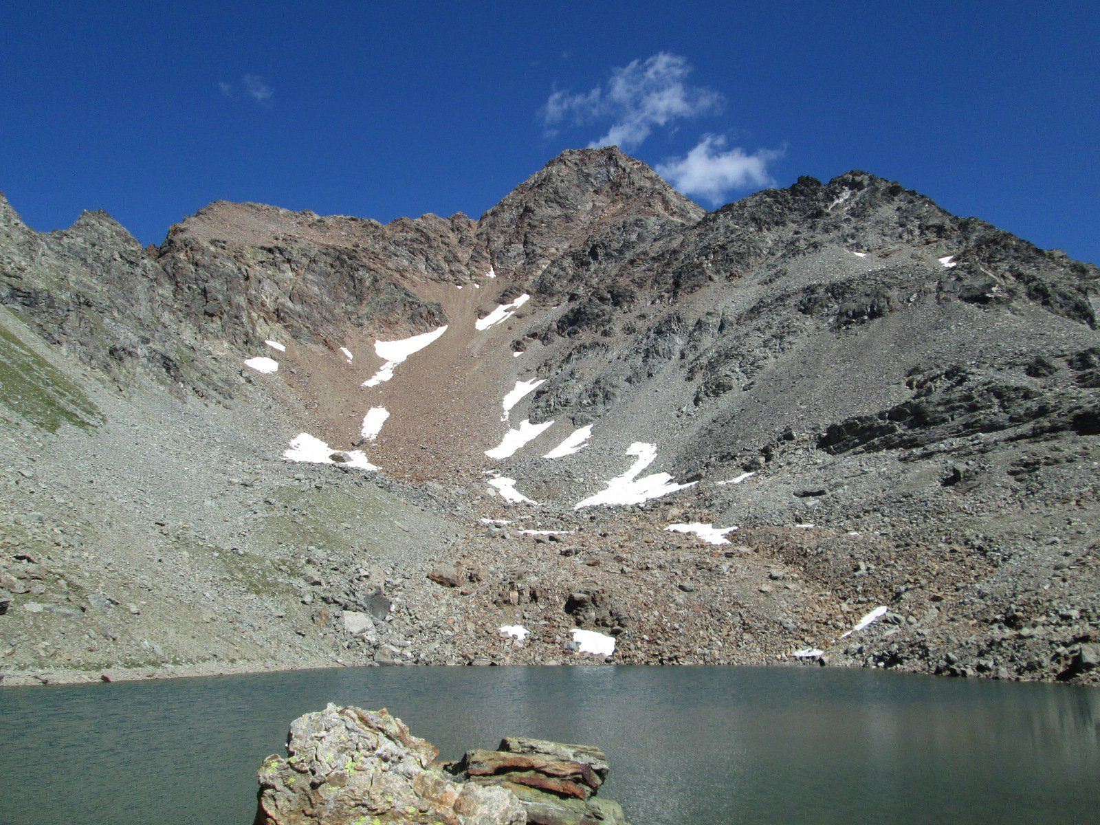 il lago Garin