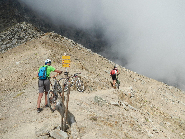 Colle della Terra 2905 m.