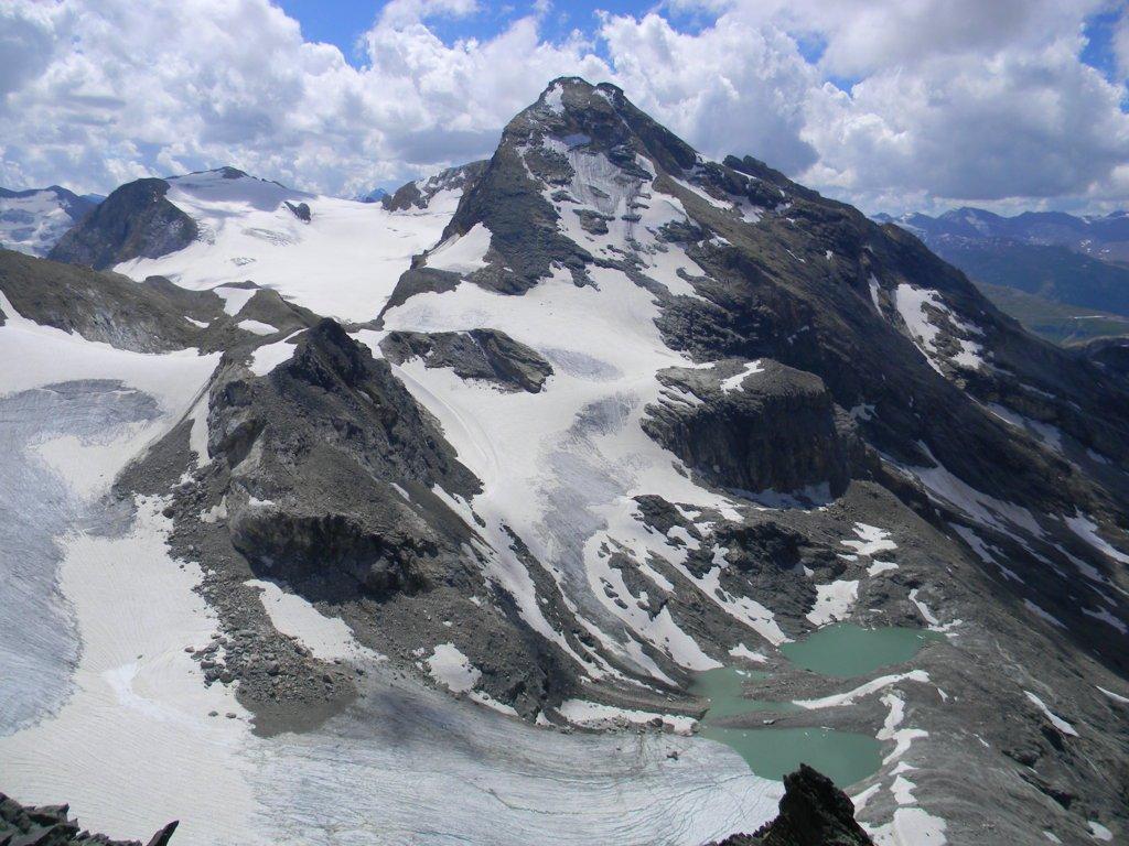 Traversiére (Becca della) dalla Diga di la Saut e la cresta Est 2016-08-14