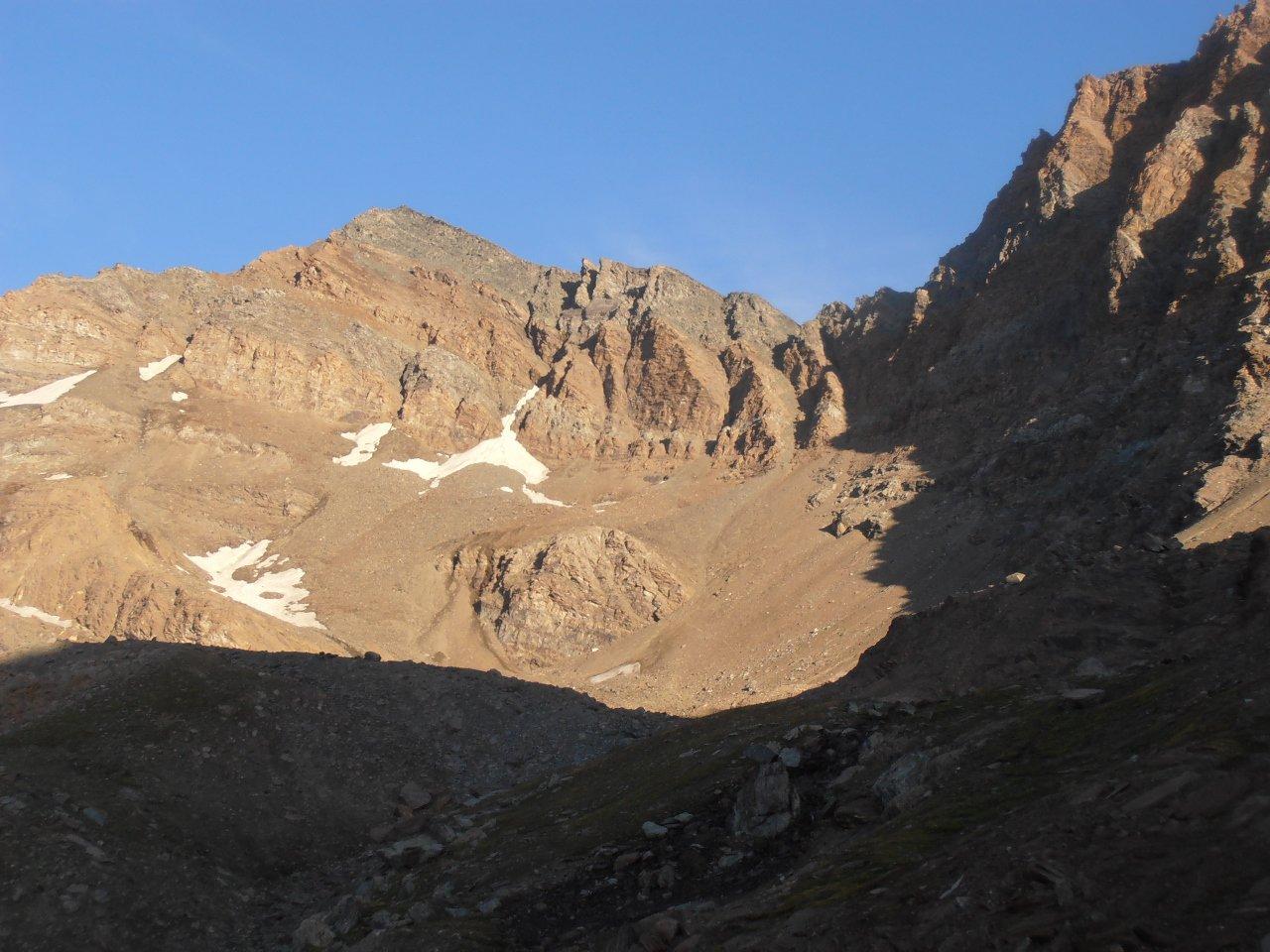 03 - canale di accesso al Colle della Nera