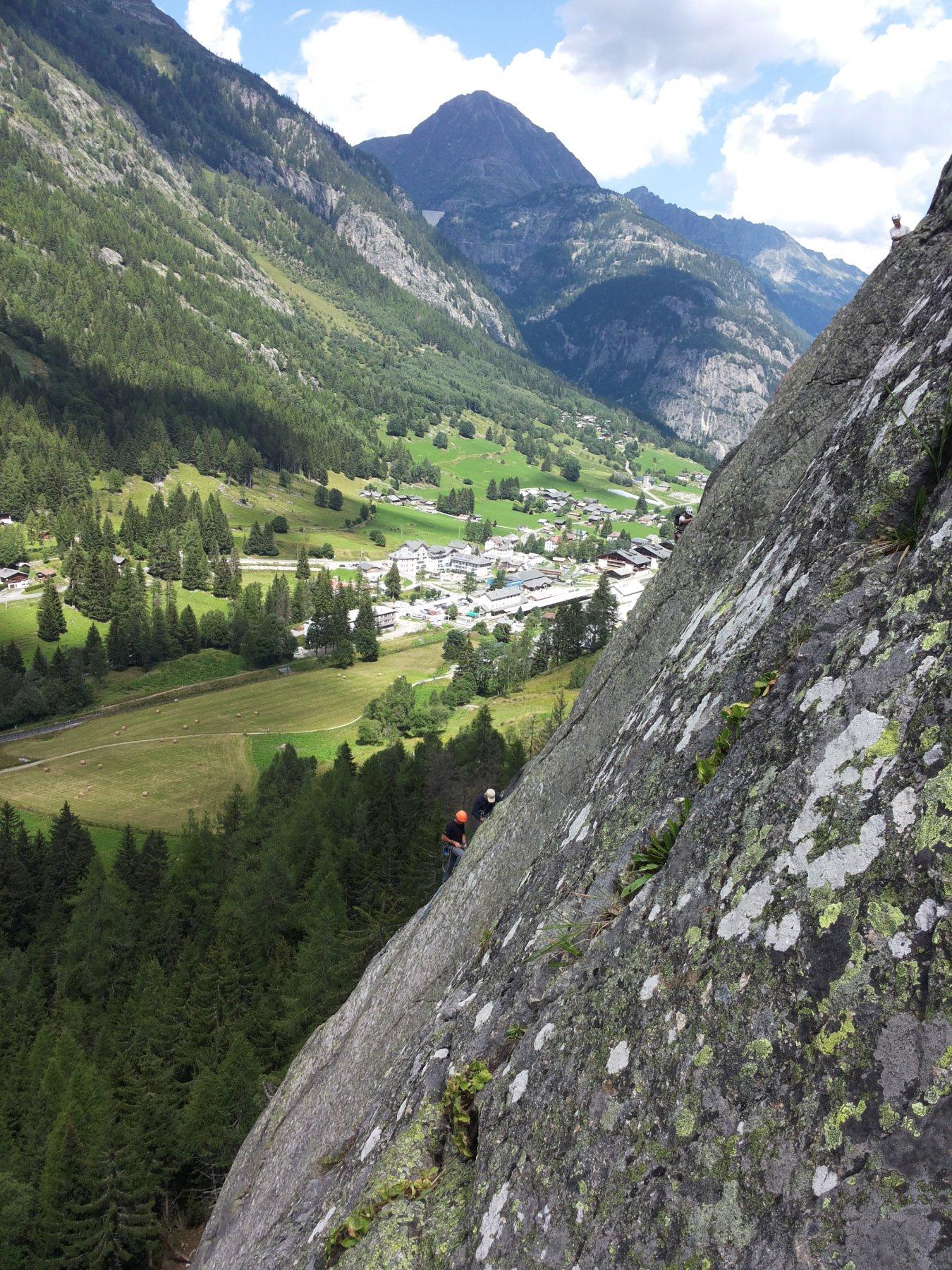 Saix (Rocher d'escalade du) 2016-08-15