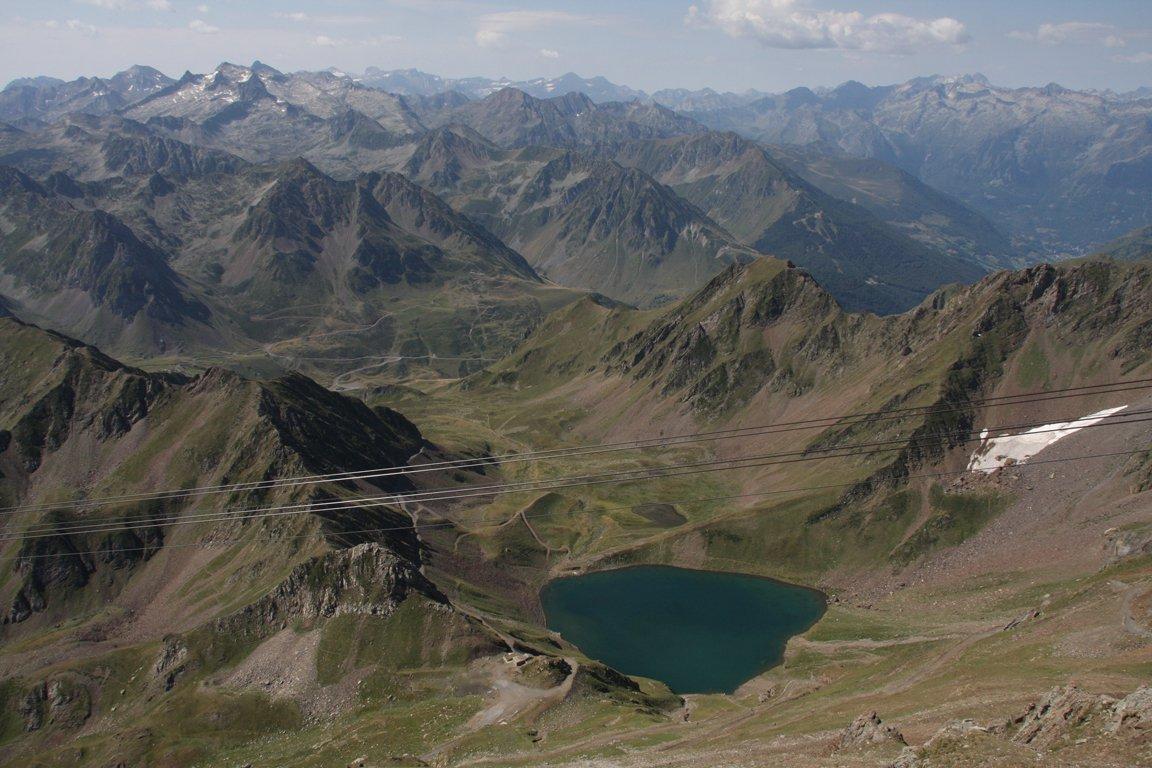 Midi de Bigorre (Pic du) dal Col du Tourmalet 2016-08-16