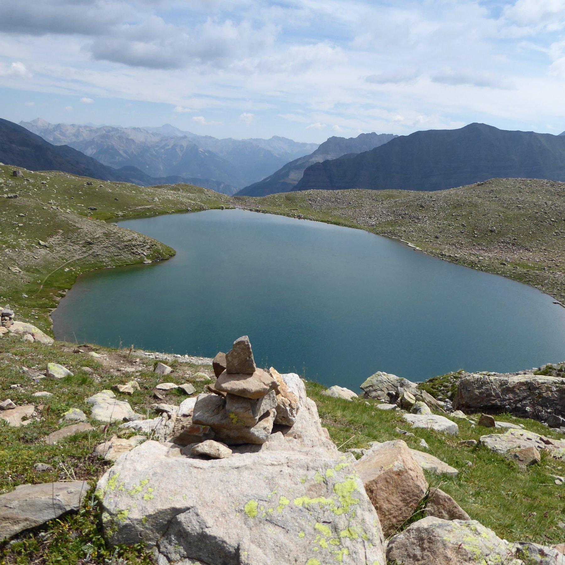 Lago Palluel