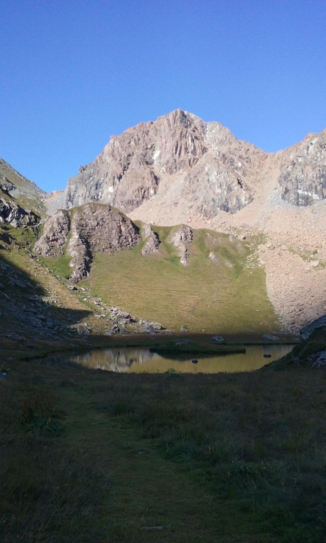 Cristalliera e Lago del Laus