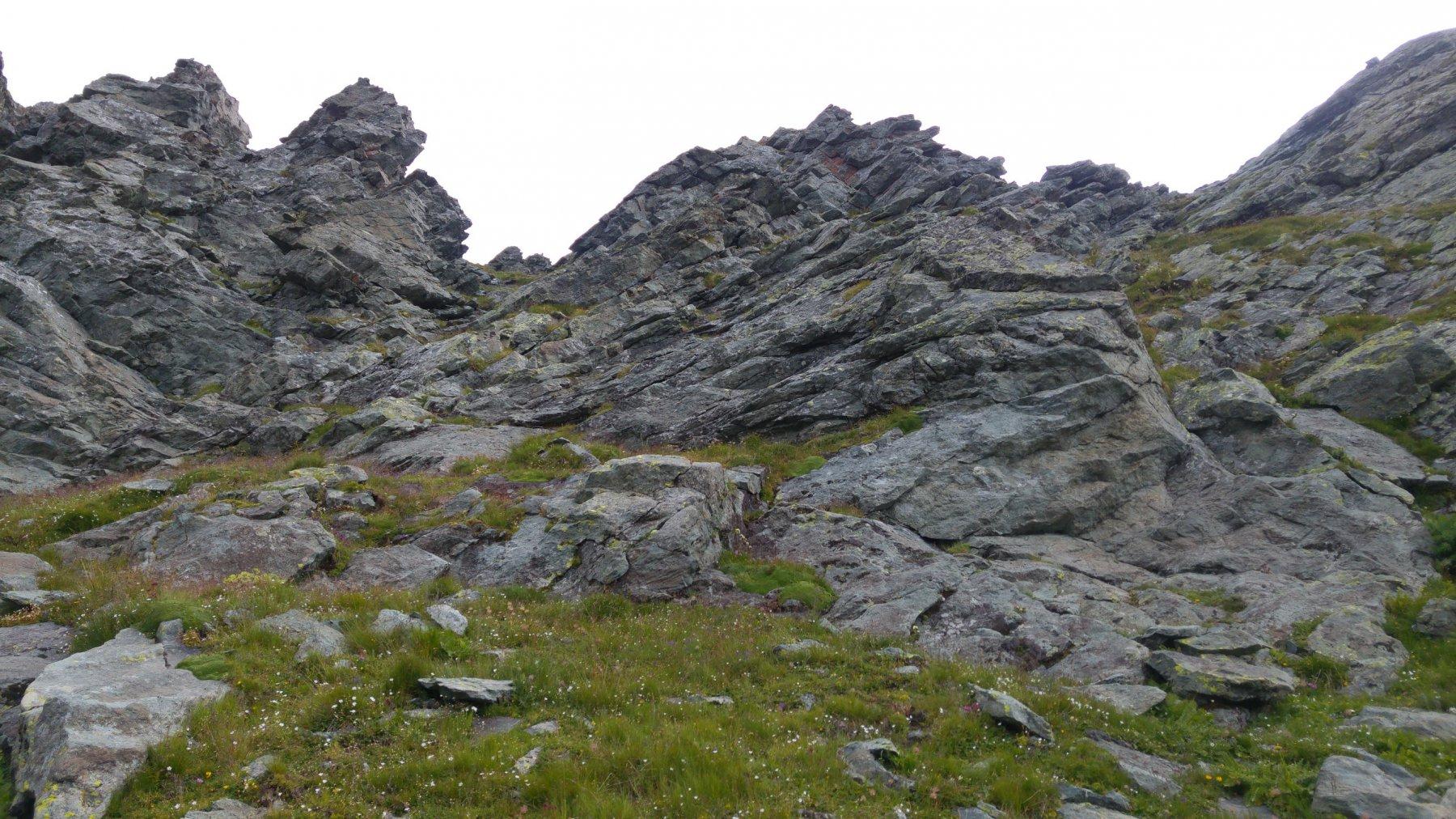 Autour (Cima) e Punta Lucellina Traversata di Cresta dal Passo Casset 2016-08-18