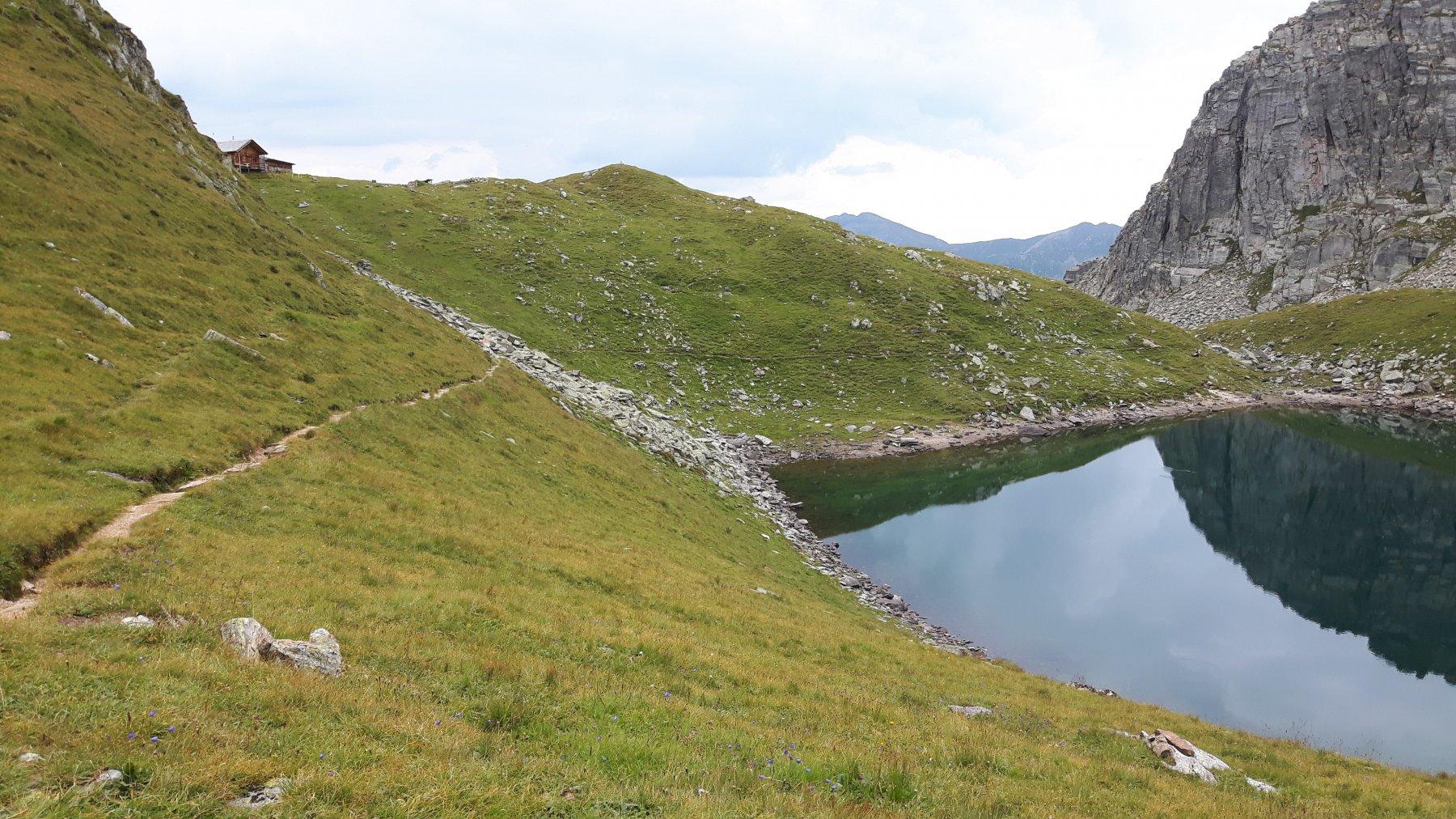il Lago Tristen