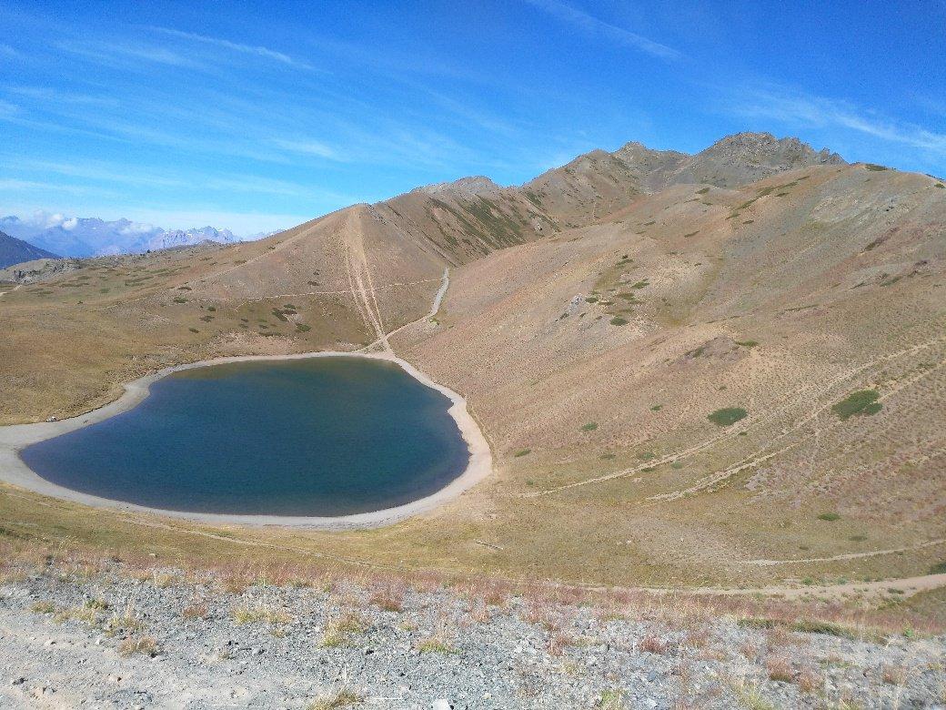 Lago dei Sette Colori.