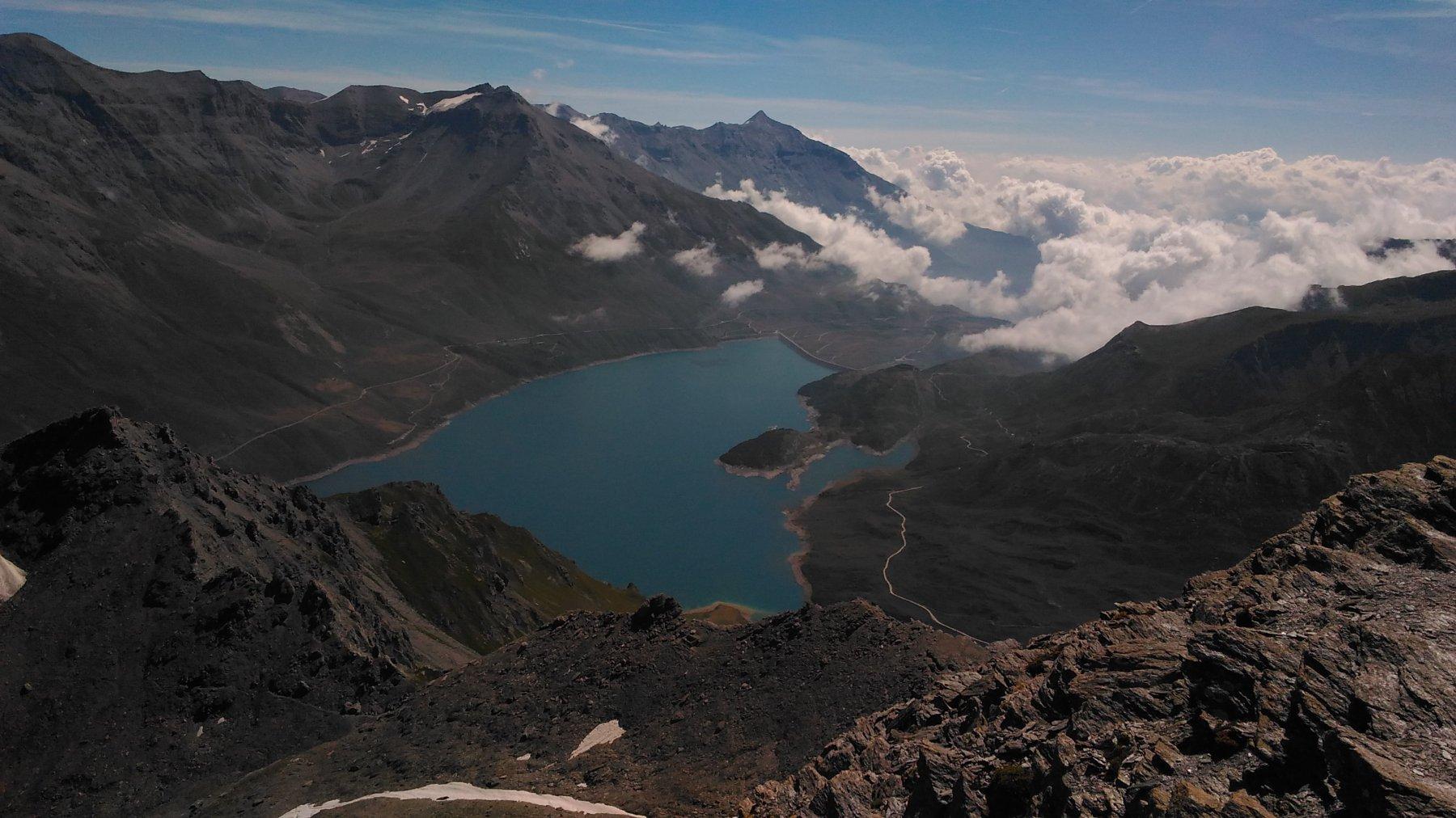 il Lago visto dalla punta