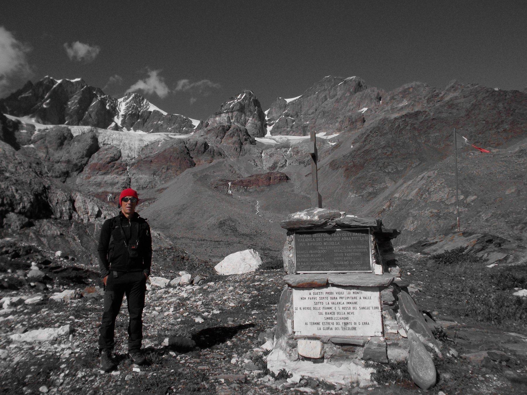 cimitero degli Alpini