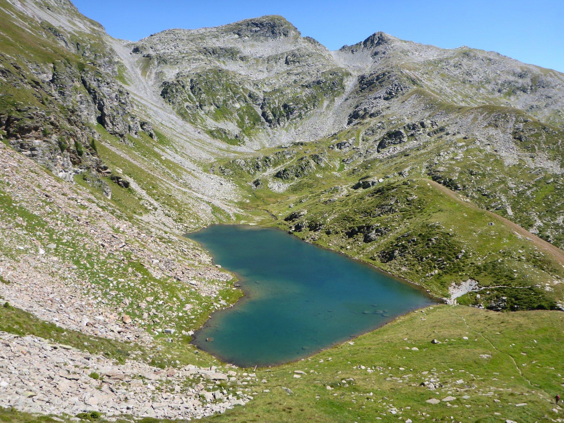 Lago del Calvaresc