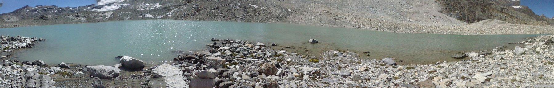 l'estensione del lago  ....