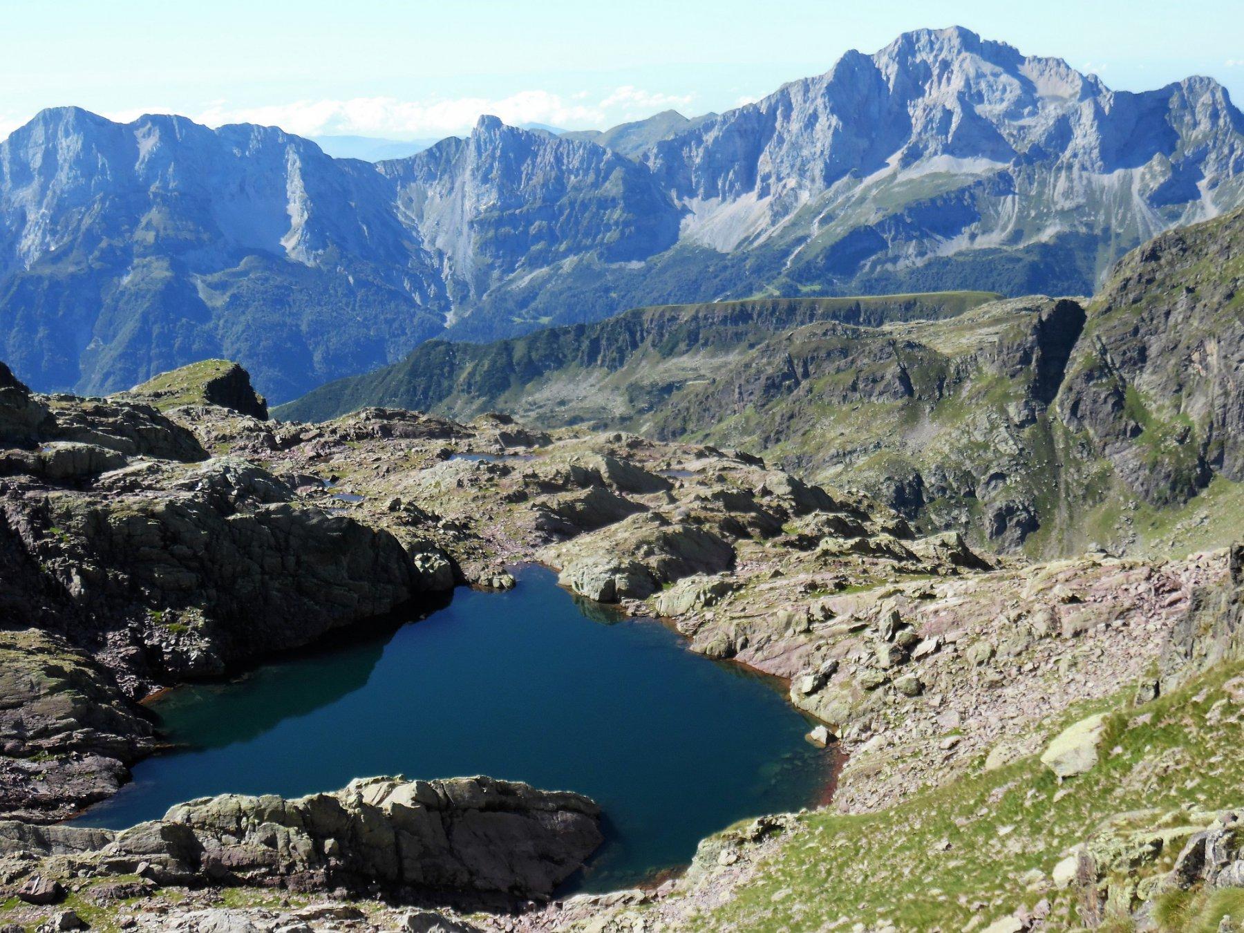 Lago Gelato e Pizzo Arera