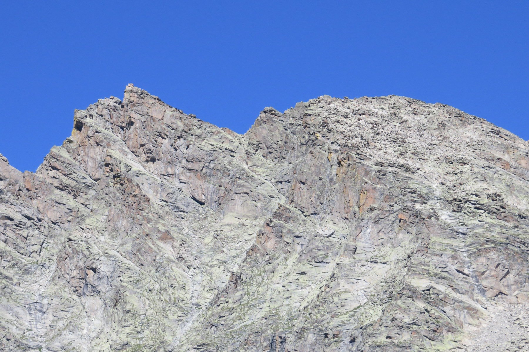 Zoom selle Punte di Valsoera
