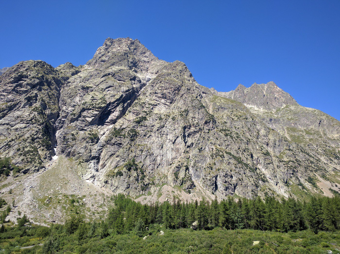 Greuvetta (Avancorpo Monte) Hokkitokki 2016-08-24