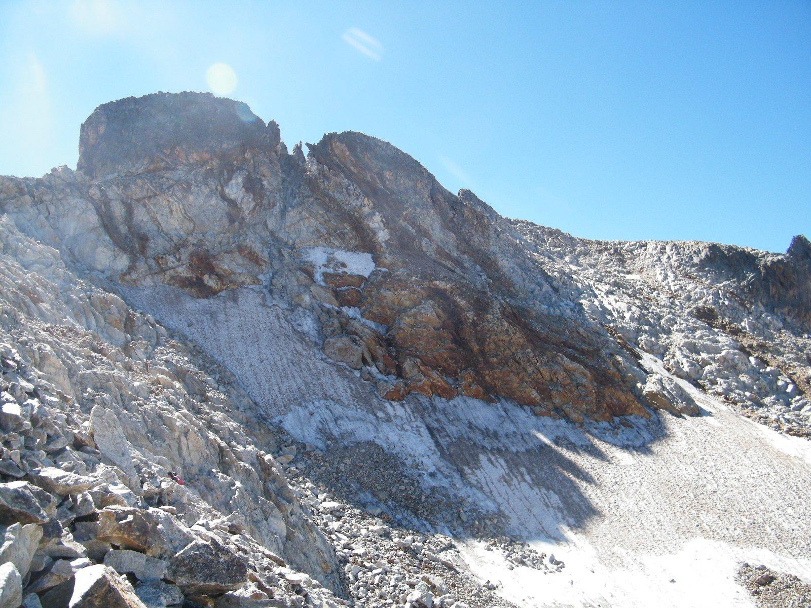 glacionevato parete nord m.matto