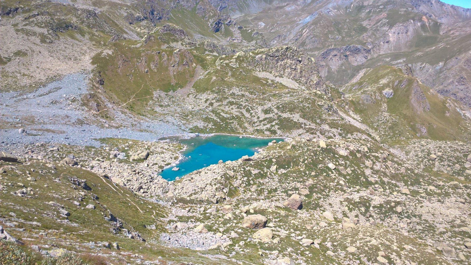 il lago chiaretto