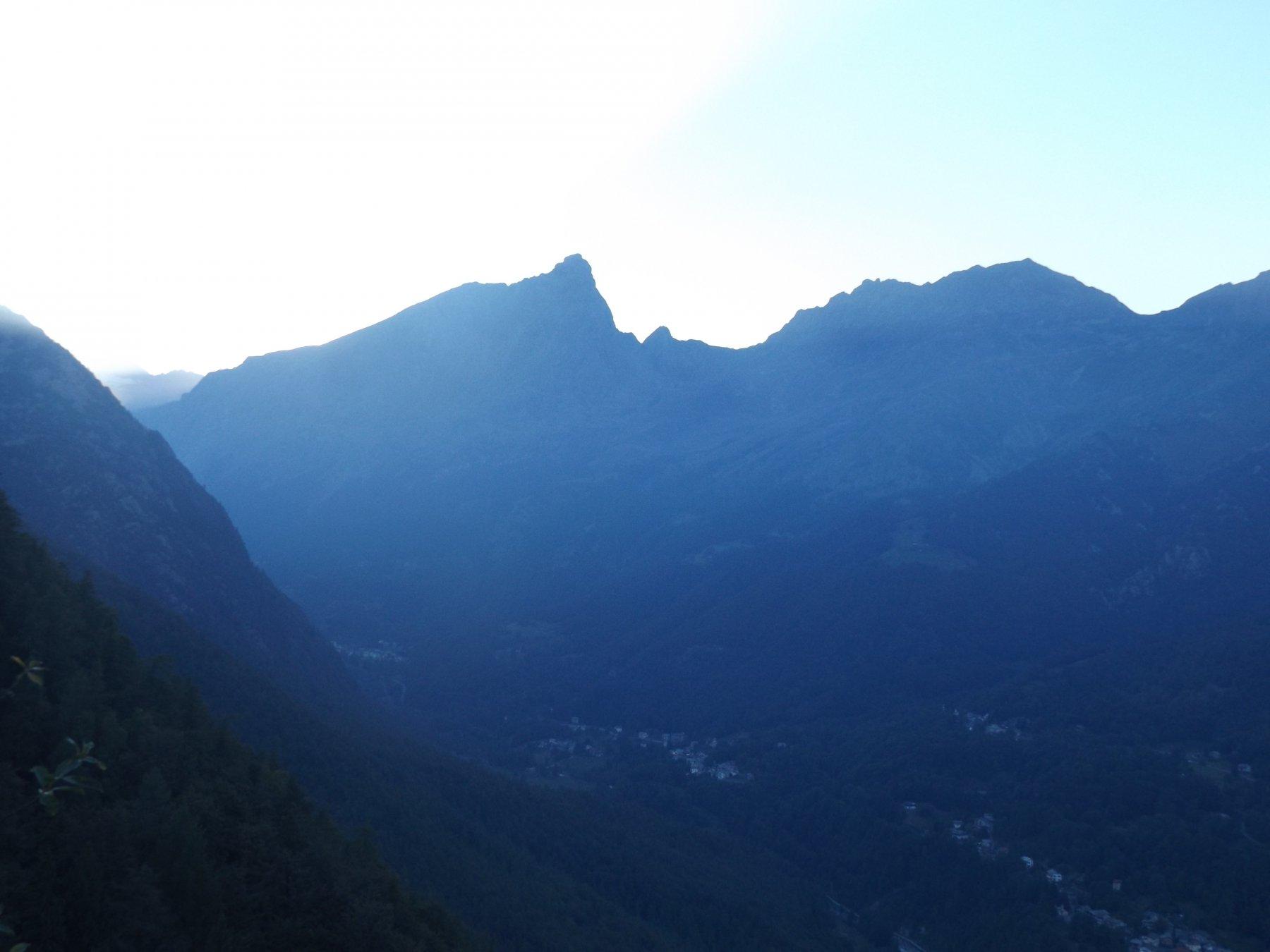 Nona (Rocca di) da Ala di Stura 2016-08-25