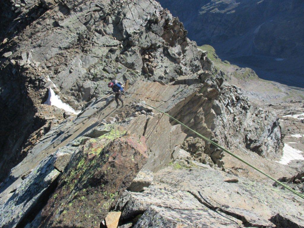 Patrì (Punte Sud e Nord) traversata delle due cime 2016-08-25