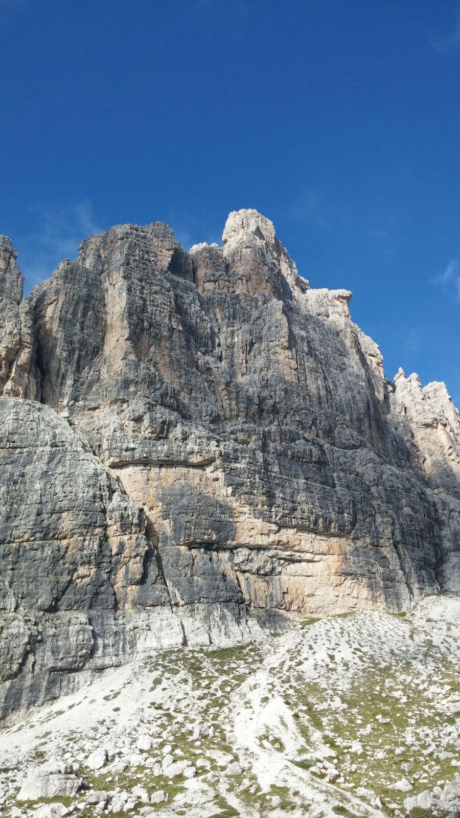 Castelletto Parete Sud