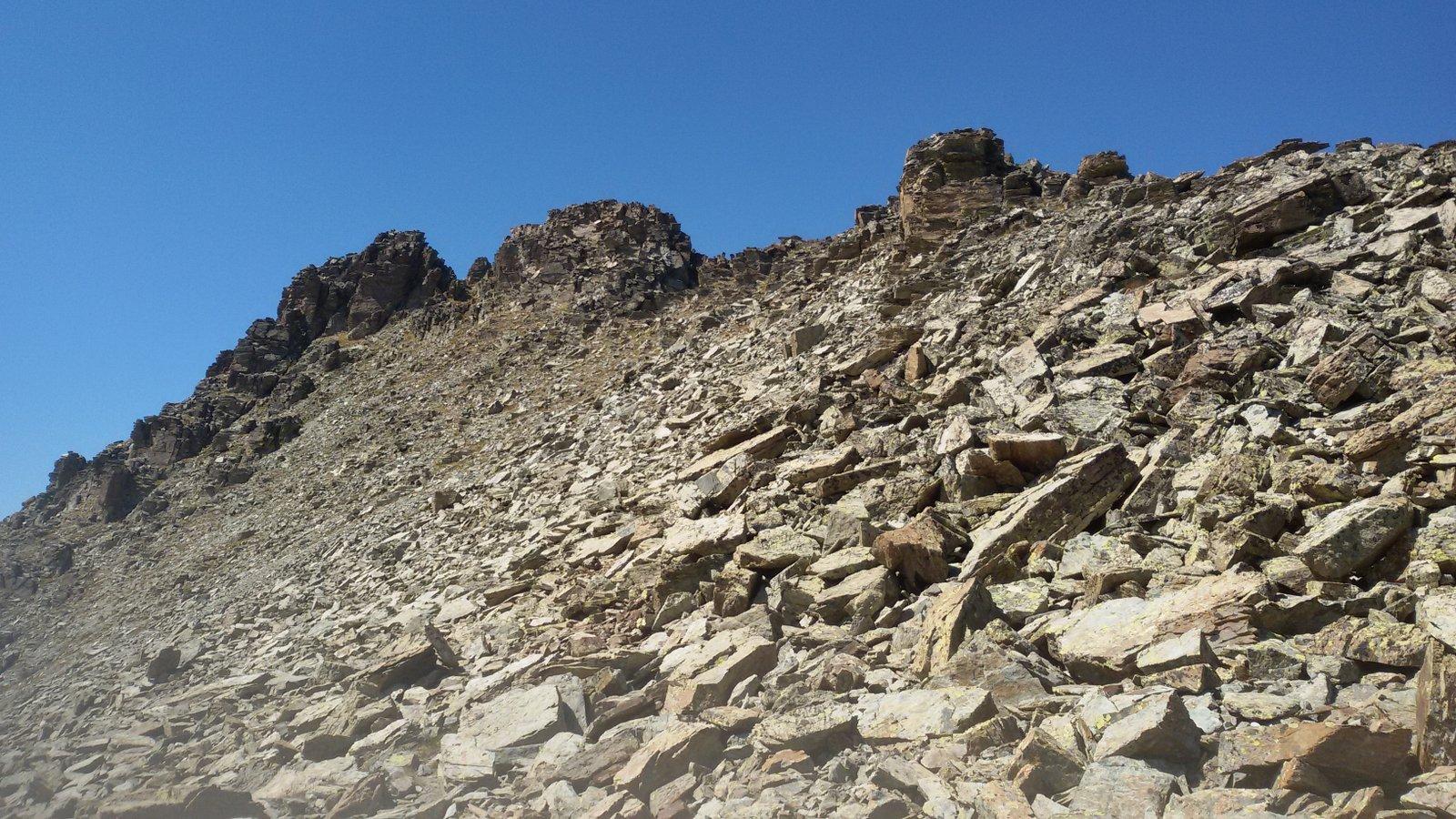 Cresta di Punta Malta