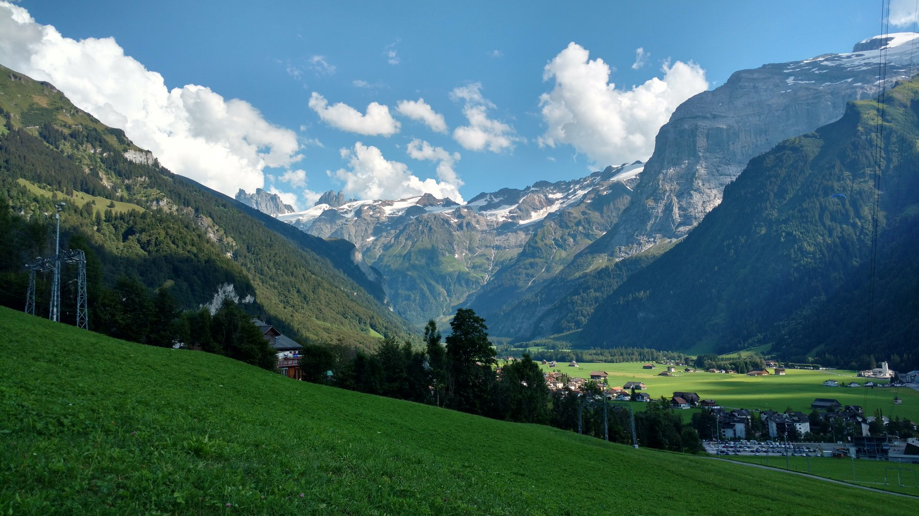 La valle di Engelberg