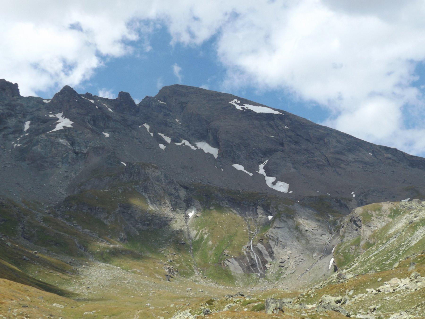 Mont Avril dall'alpeggio di Thoules