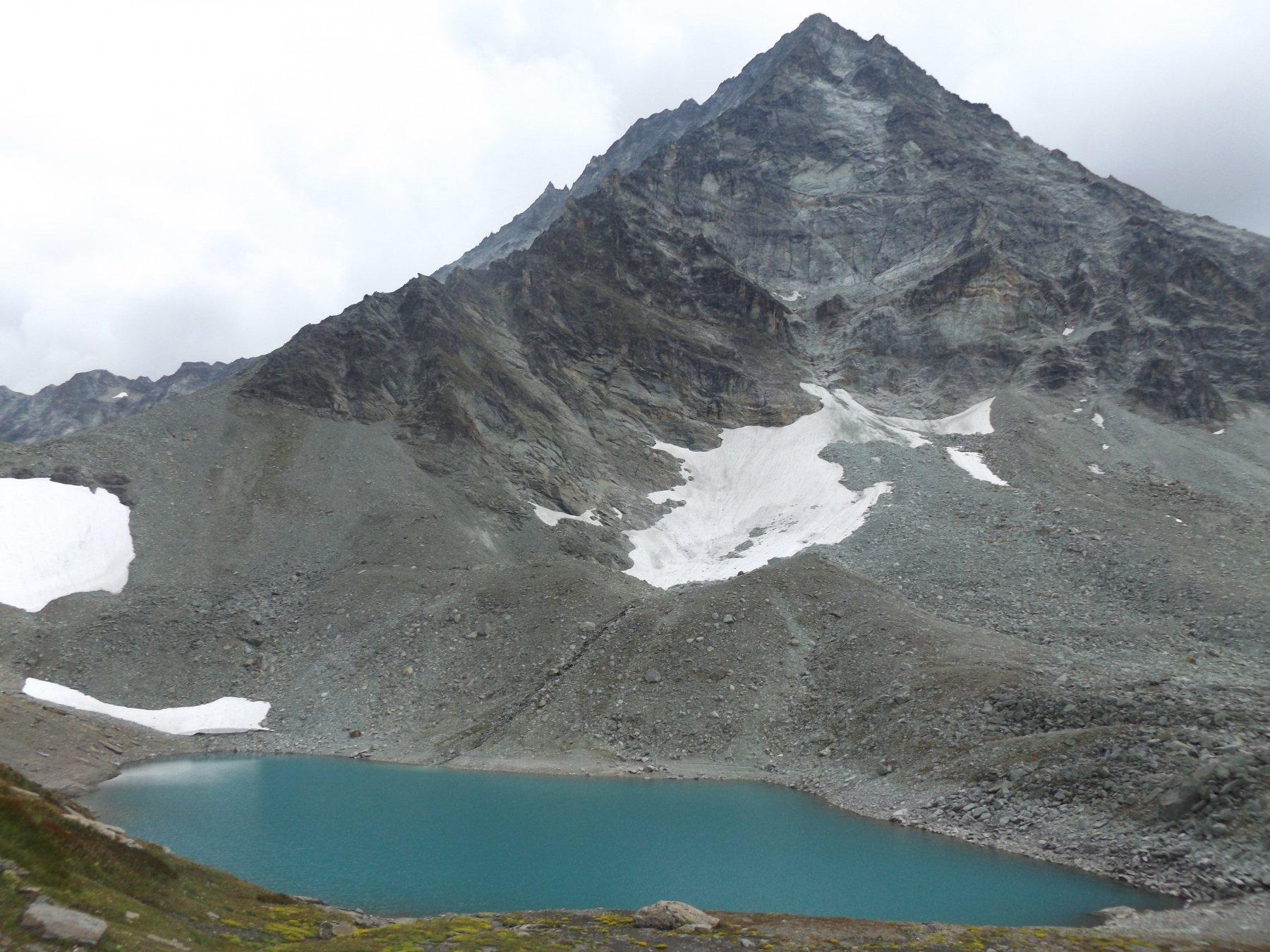 Mont Geleè e Lac Fenetre