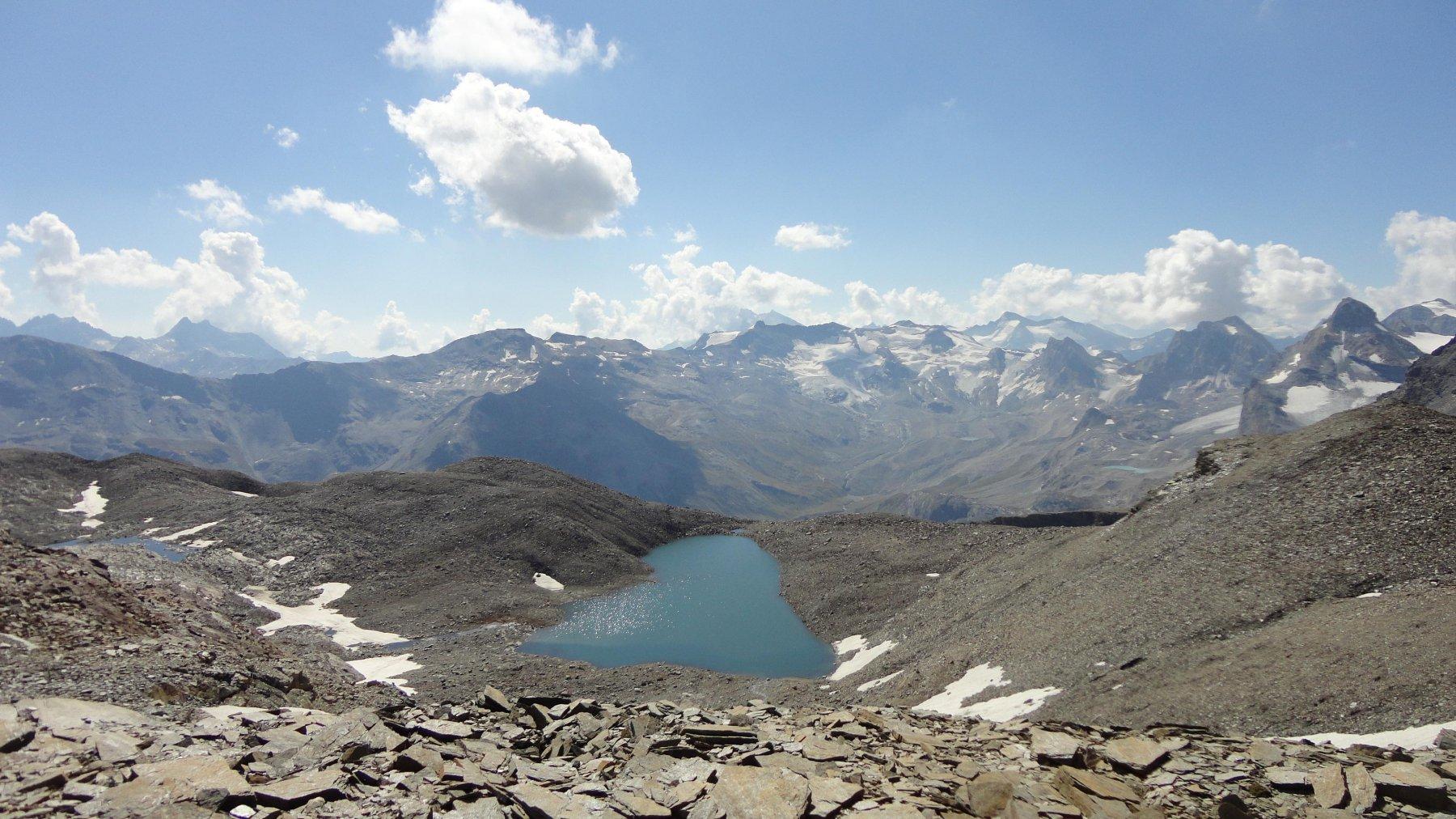 lago truc blanc
