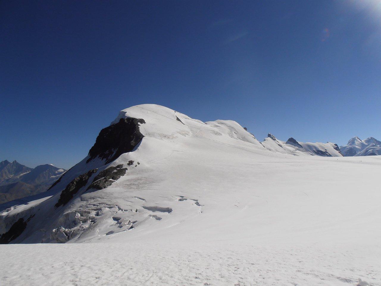 Vista dal Klein Matternhorn