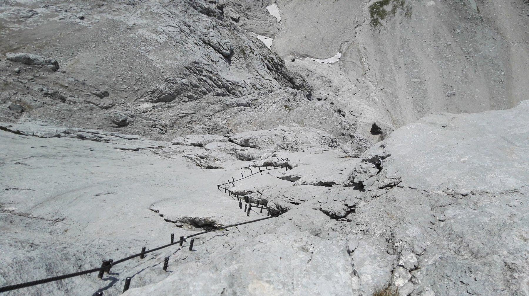 Dachstein Johann Klettersteig 2016-08-28
