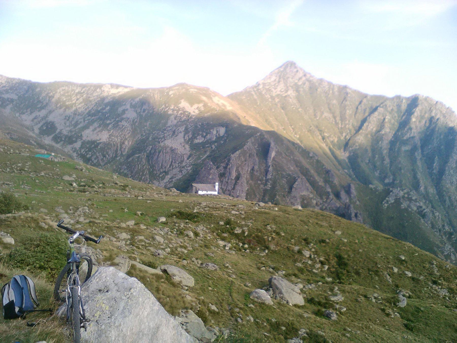 Santuario e Bellavarda