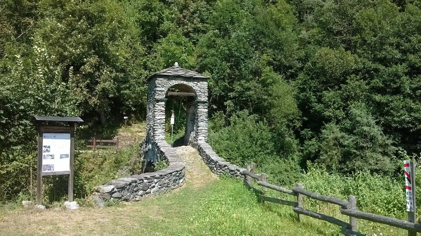 Un angolo incantevole della valle di Viù