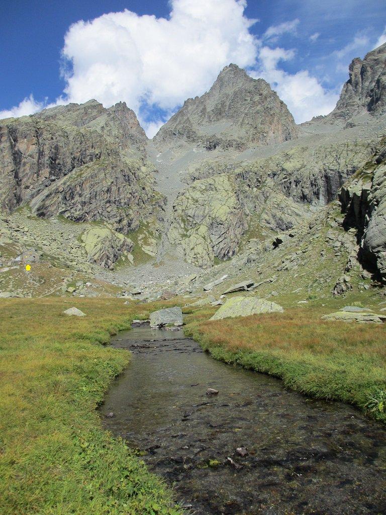 Il canalino e il rif Gagliardone