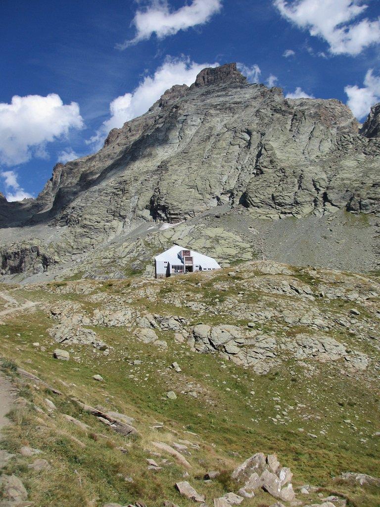 Il rifugio Vallanta