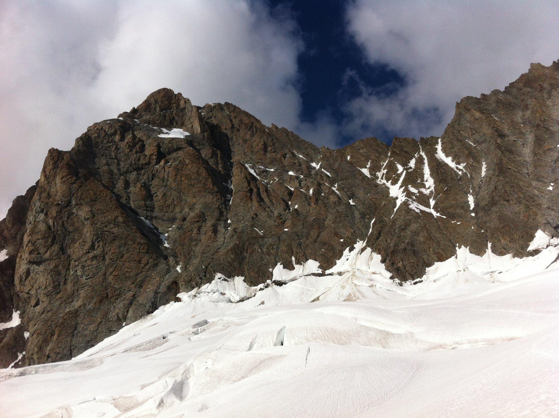 il monte oggi