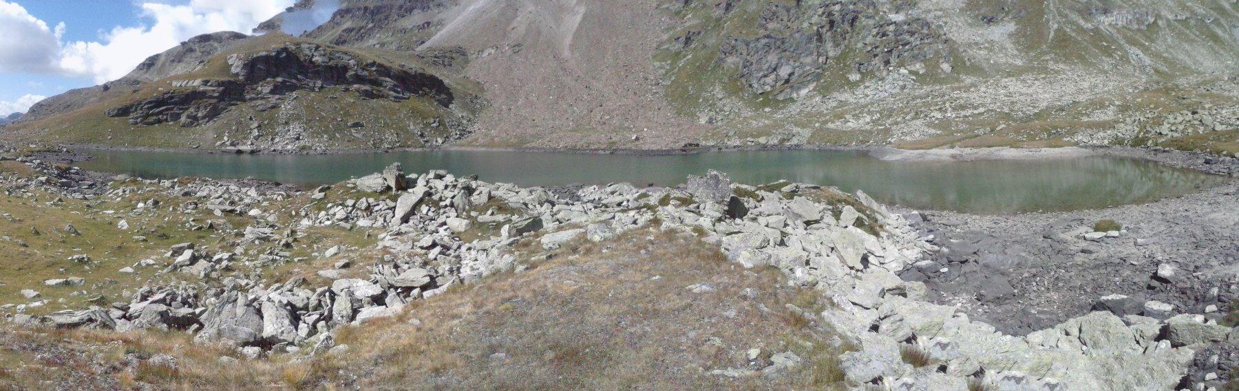 il lago Luseney..