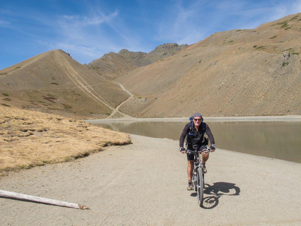 Giro del Lago Gignoux...