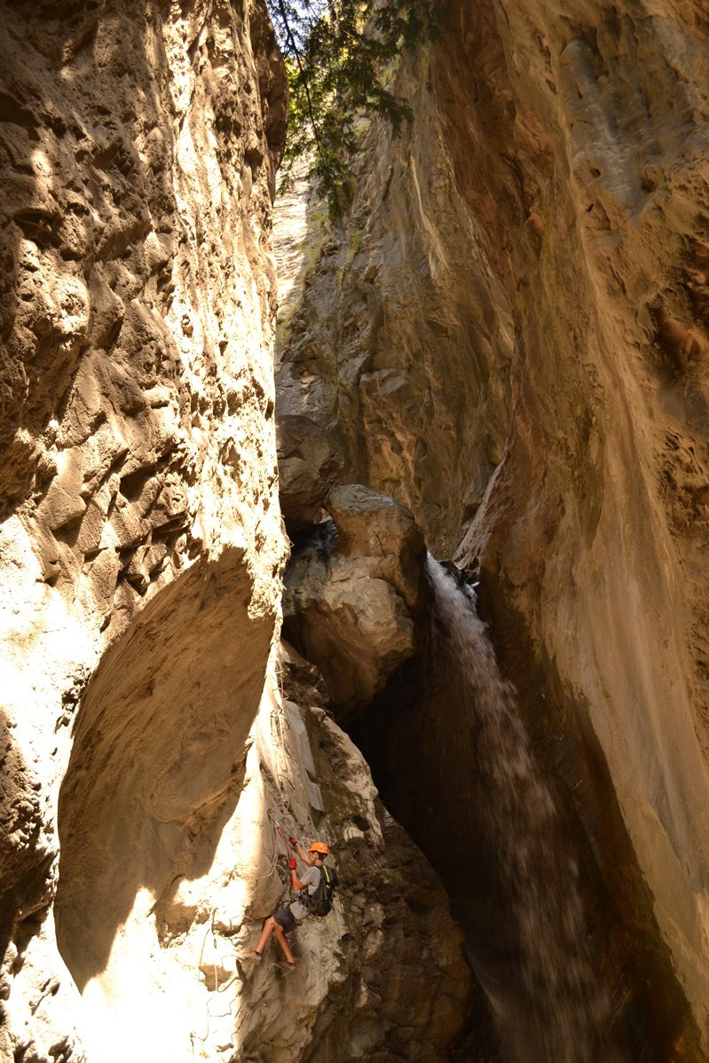 prima cascata