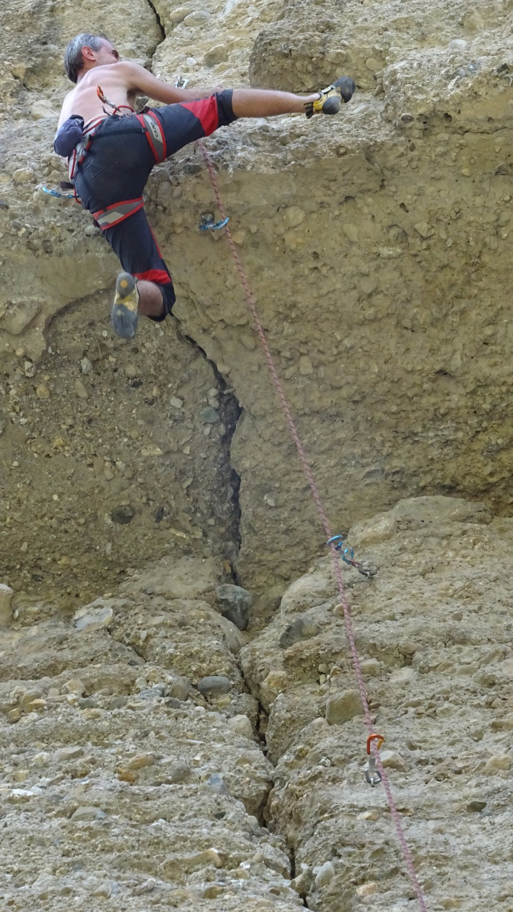 Sezione jump