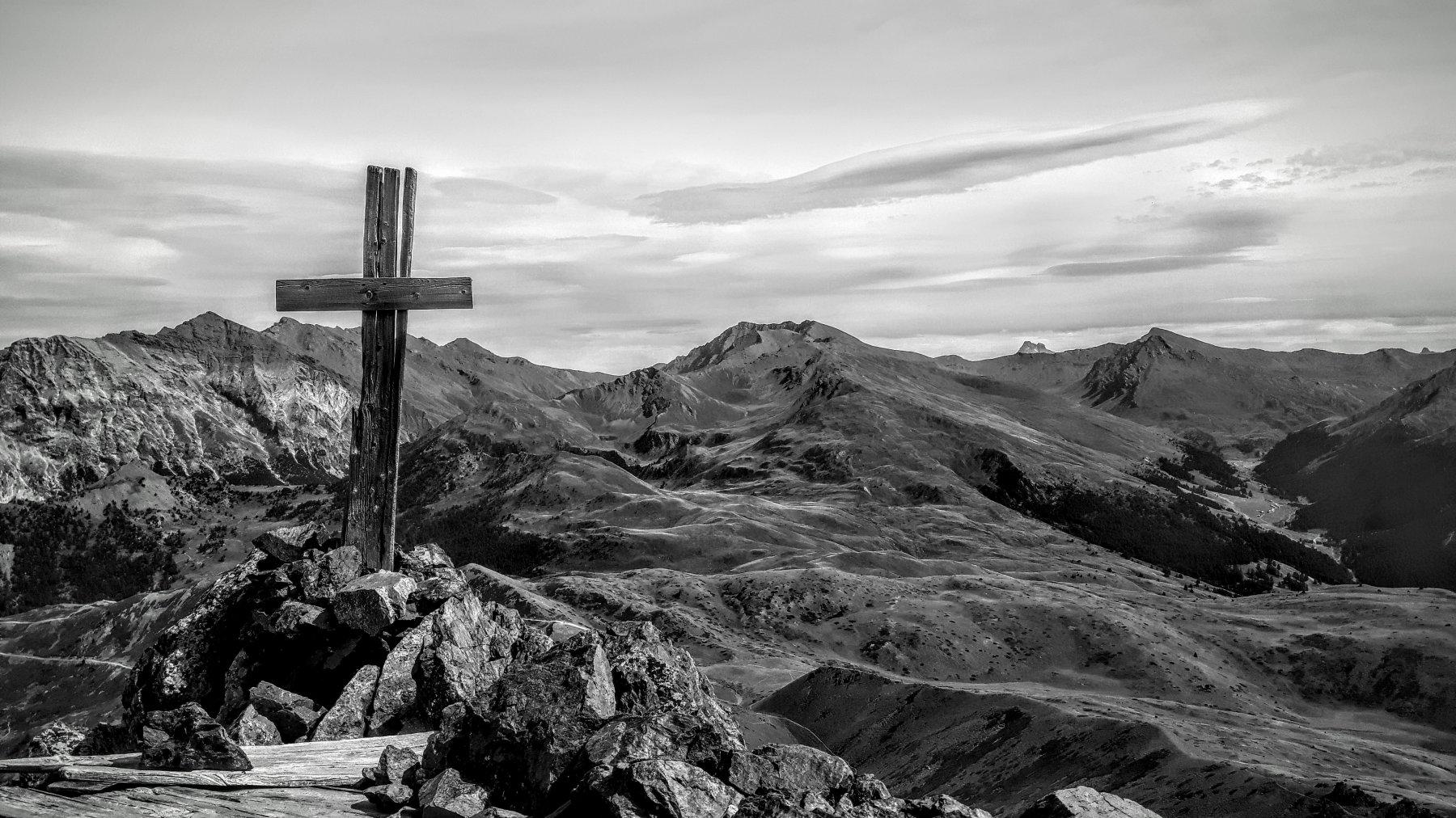 croce di Grand Charvia