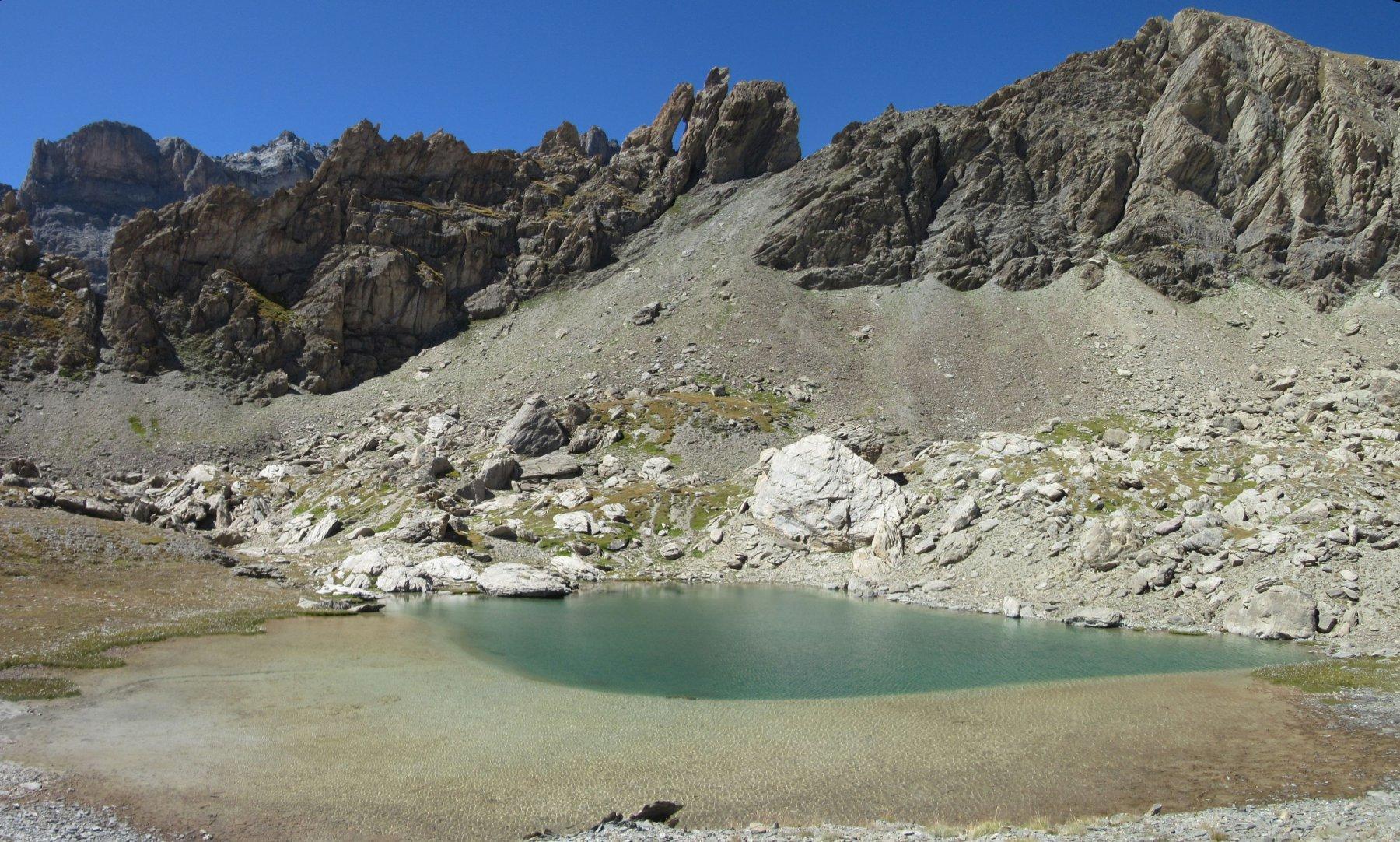 Lago della Finestra