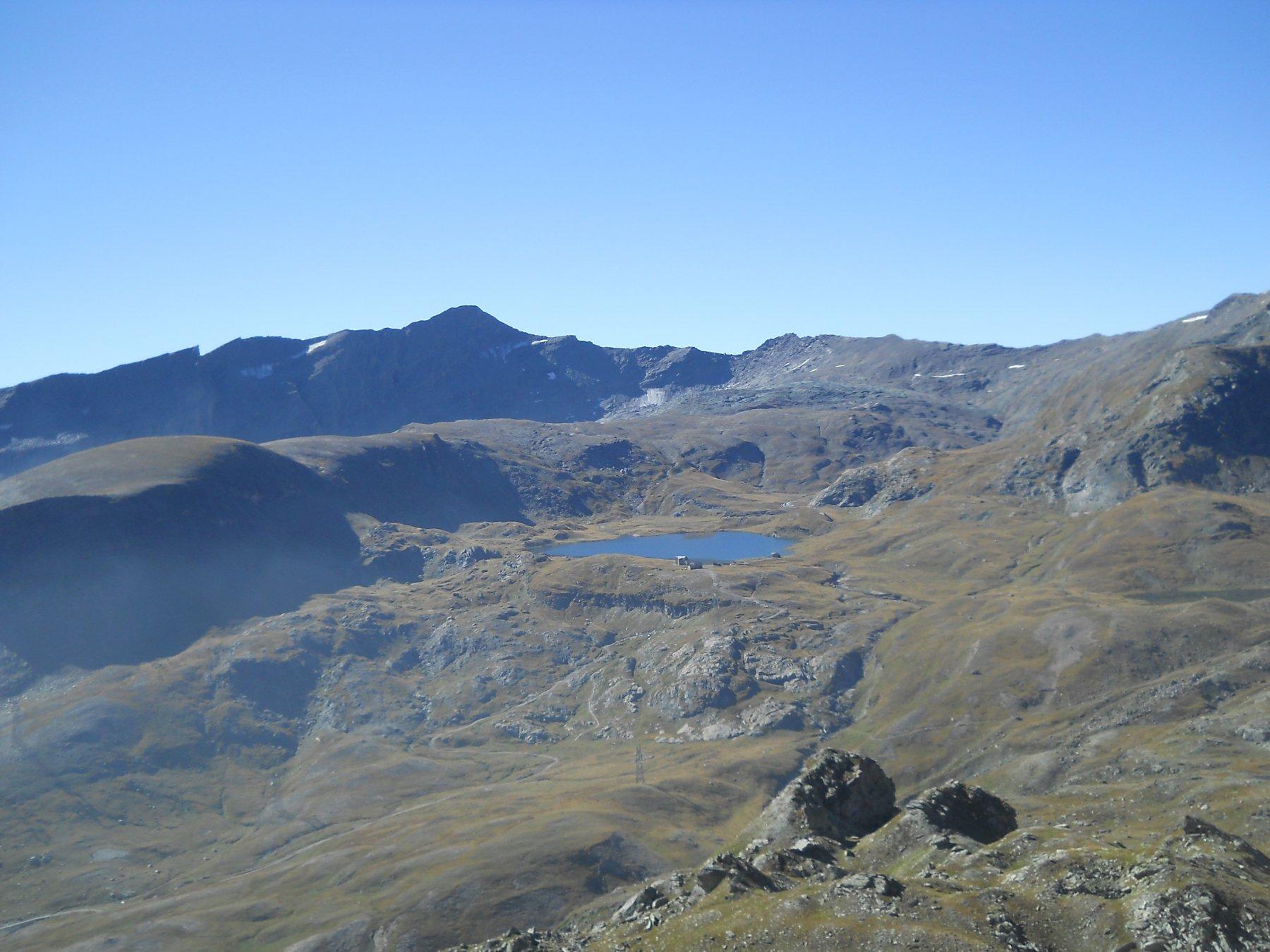 Delà (Mont) da Dondena per il Col Fussì 2016-09-07