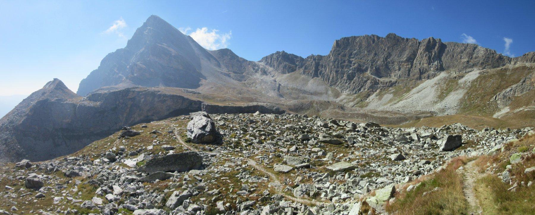 Monte Chersogno dal Bivacco