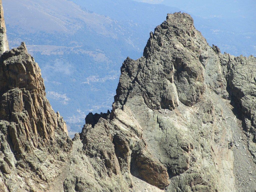 Fiume (Punta) Via Normale da Castello 2016-09-08