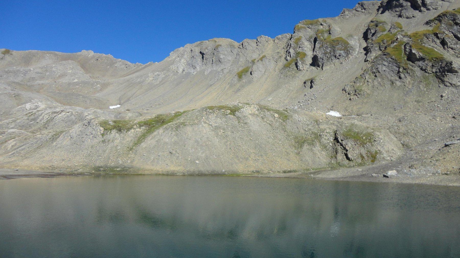 dal lago bonale' la cima a sx