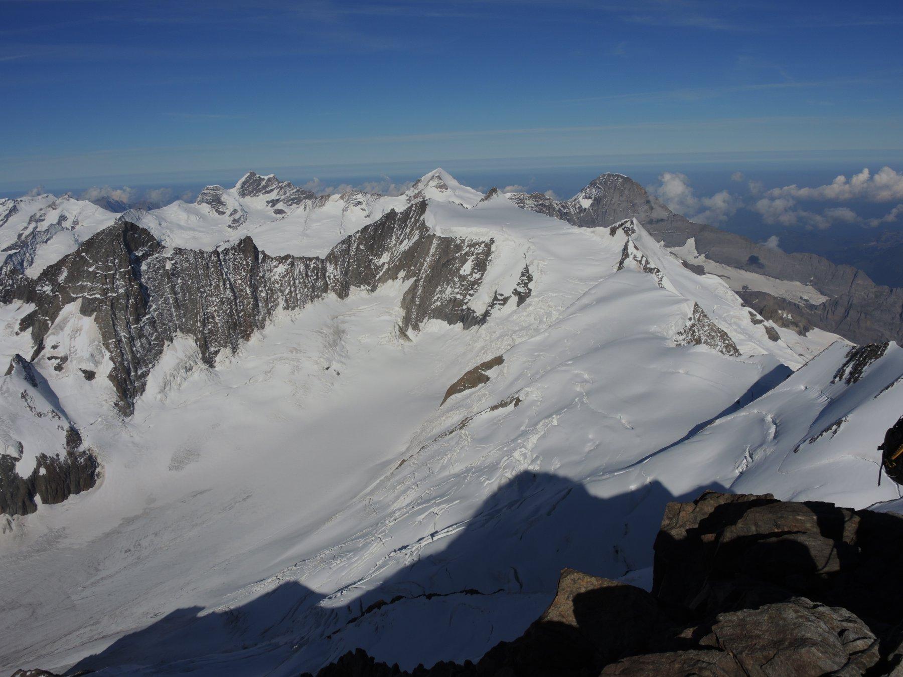Jungfrau, Monch, Eiger