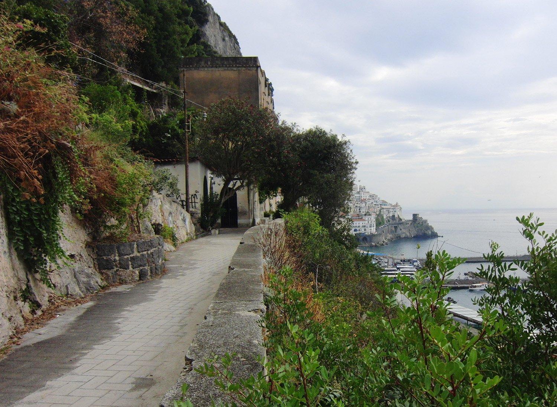 In vista di Amalfi