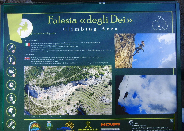 Possibilità arrampicata