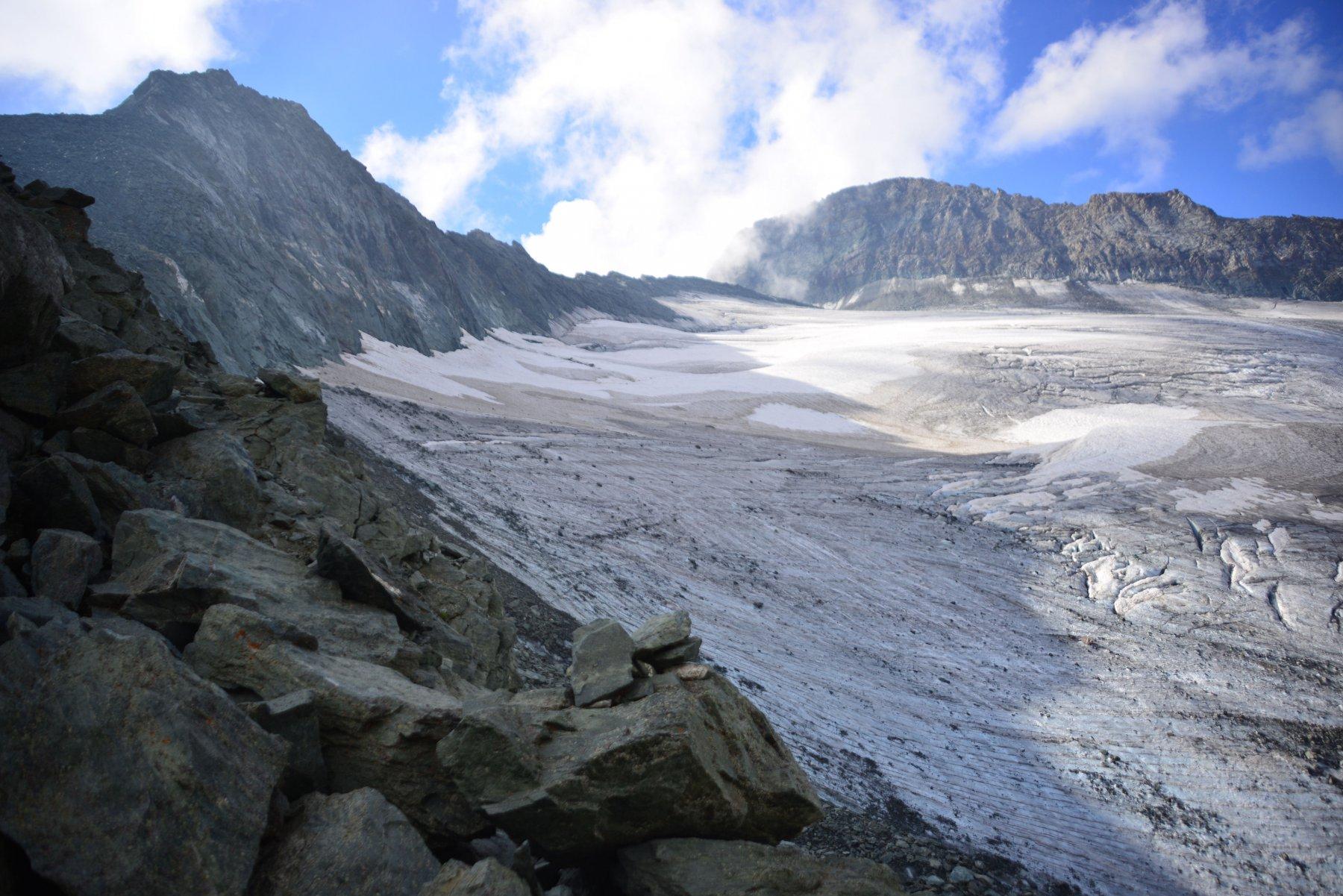 ghiacciaio d'Arnas