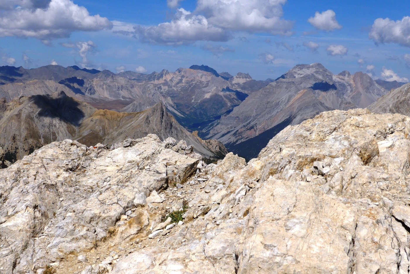 Vista sulla Valle Stretta